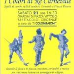 I Colori di Re Carnevale 1998