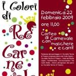 I Colori di Re Carnevale 2009