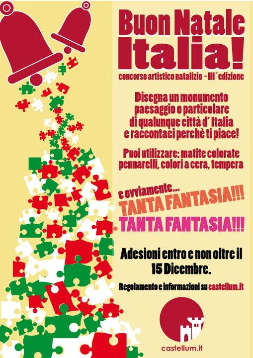 Buon Natale Particolare.Castellum Blog Archive Buon Natale Italia