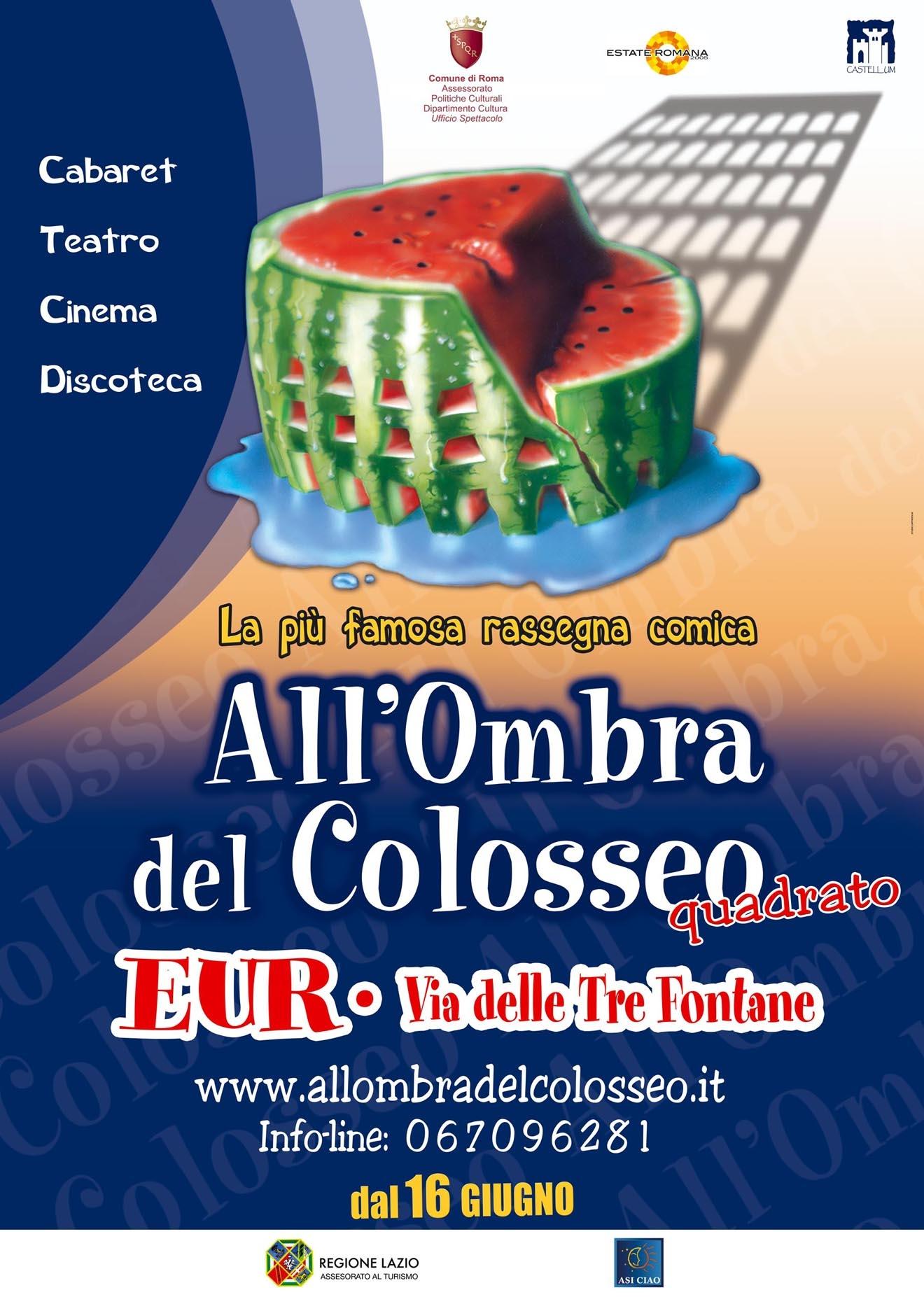 All'Ombra del Colosseo vecchia