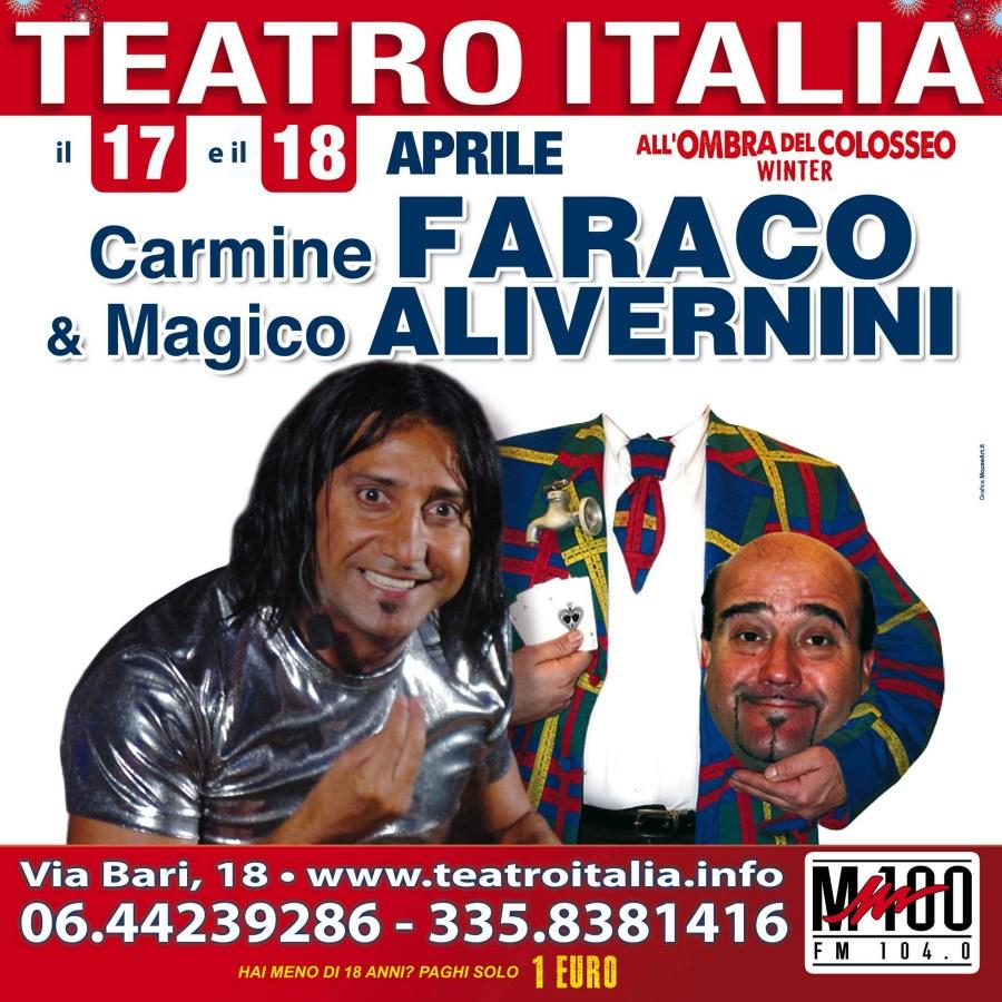 Carmine Faraco & Magico Alivernini