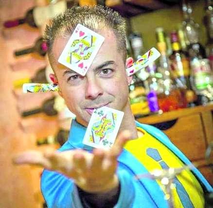 Mago Lupis, è lui il re dei maghi: vince il campionato nazionale della categoria