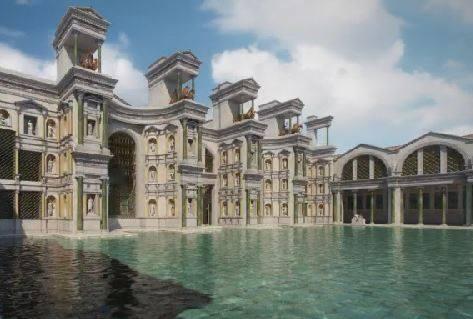 Terme di Diocleziano, riapre la Natatio: la piscina imperiale dei record