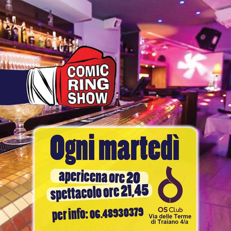 Comic Ring Show edizione invernale