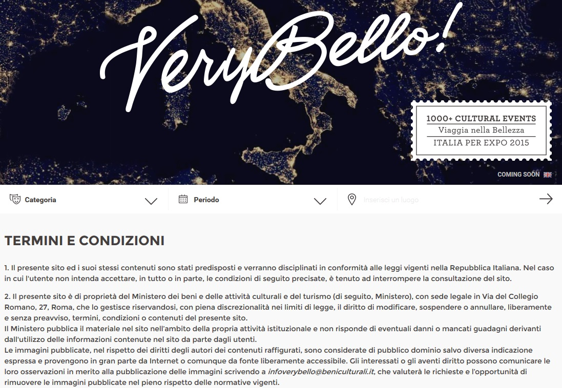 Verybello.it, il Ministero diventa pirata