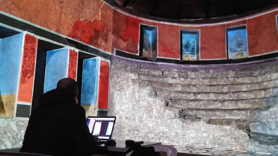 Mecenate racconta Roma