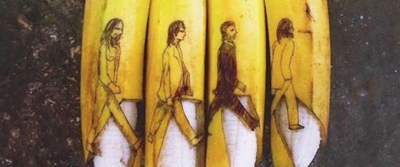 """@isteef, l'artista olandese: """"È iniziato tutto 4 anni fa con una banana"""""""