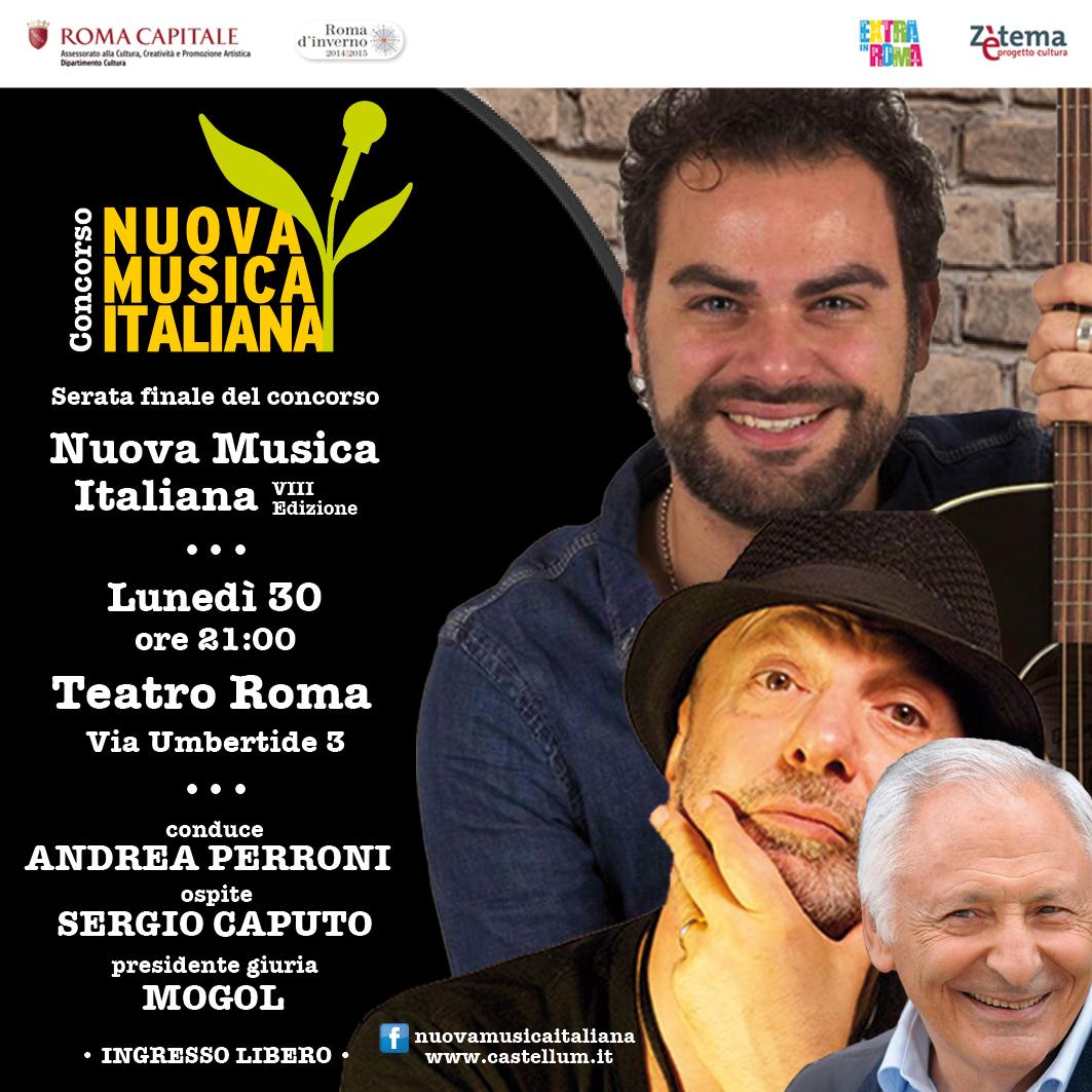 Serata finale del concorso Nuova Musica Italiana