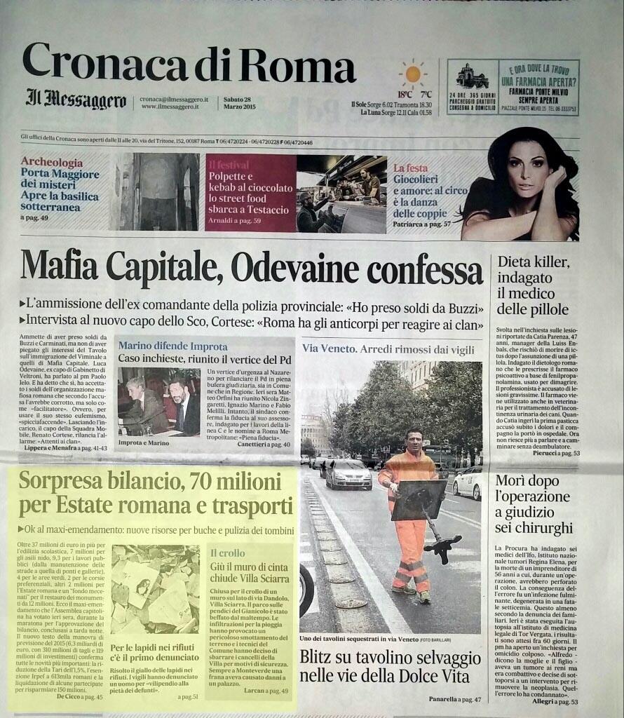 """Rassegna post conf. stampa """"La cultura in agonia"""""""