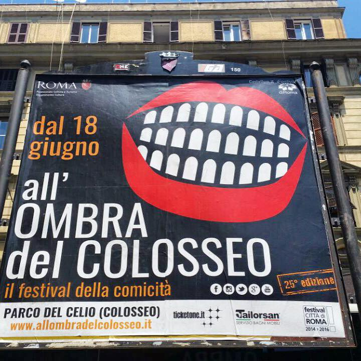 All'Ombra del Colosseo 2015