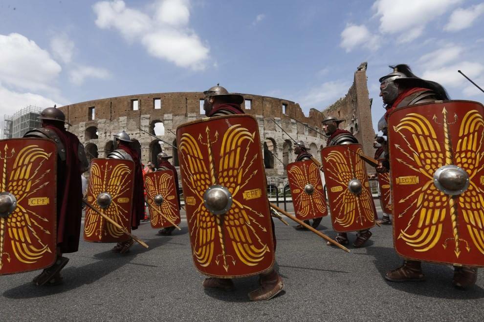 Natale di Roma: iniziative Gruppo Storico Romano