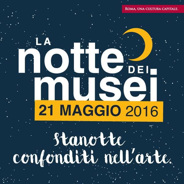 La Notte dei Musei 2016
